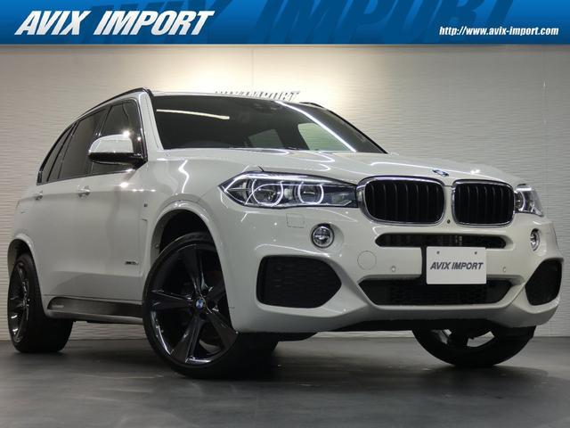 BMW xDrive35d Mスポーツ セレクトPKG パノラマSR Individualブラウン革 全席シートヒーター 純正HDDナビ&全周カメラ harman/kardon インテリジェントS LEDライト 純正21AW