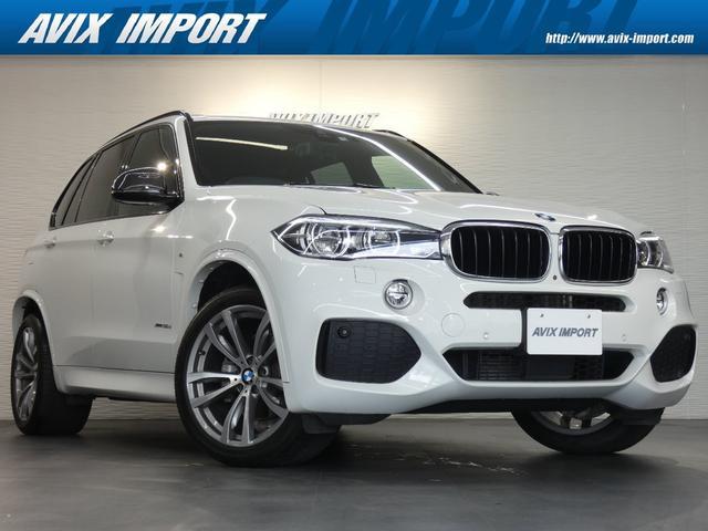 BMW xDrive35d Mスポーツ セレクトPKG 7人乗り パノラマSR 黒革 全席シートヒーター 純正HDDナビ地デジ 全周カメラ&PDC Dアシストプラス&LCW LEDヘッドライト 純正20AW 禁煙