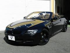 BMW M6カブリオレSMG3 地デジ M専用19AW ユーザー下取車