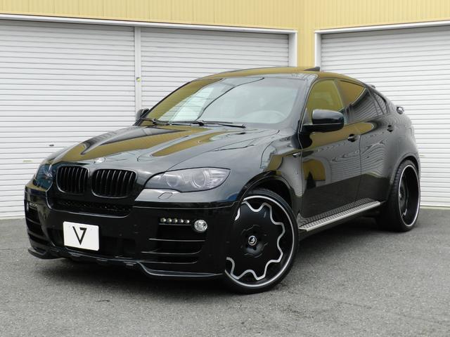 BMW xDrive 50iHAMMANエアロFORGIATO車高調