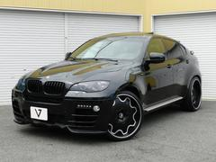 BMW X6xDrive 50iHAMMANエアロFORGIATO車高調