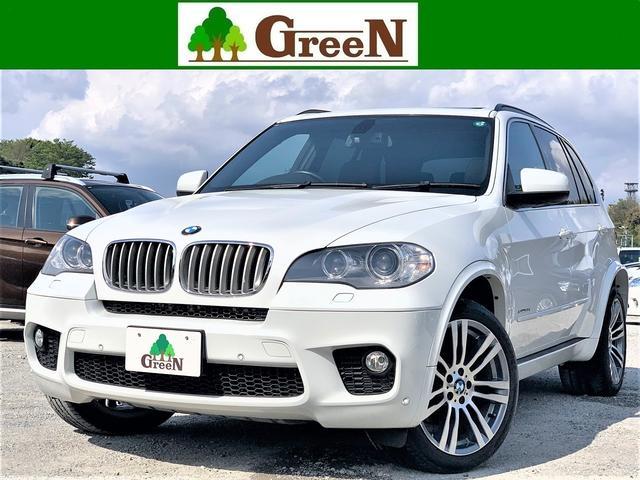 BMW xDrive 35i Mスポーツパッケージ 後期3Lターボ 黒本革 パノラマサンルーフ 純正HDDナビ 地デジ バック&トップビューカメラ 純正Mスポーツフルエアロ オプション20インチAW キセノン コンフォートアクセス ミラーETC 禁煙車