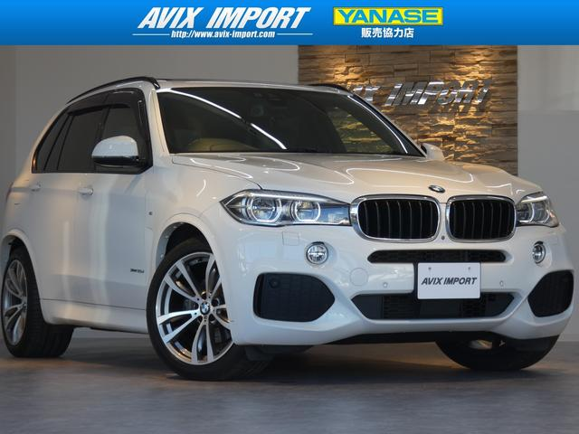 BMW xDrive35dMスポ パノラマ LED ACC 20AW