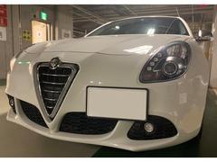 アルファロメオ ジュリエッタコンペティツィオーネ 1オーナーディーラー車 走行300km