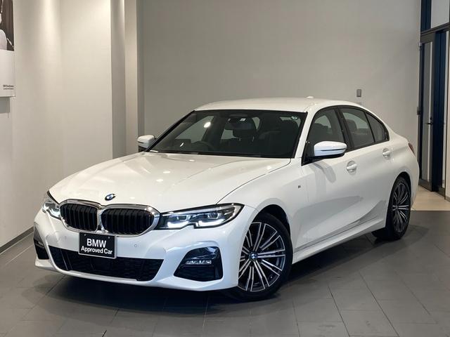 BMW 3シリーズ 320i Mスポーツ ステアリングアシスト シートヒーター 全方位カメラ/センサー アクティブクルーズコントロール LED パーキングアシスト リバースアシスト 禁煙