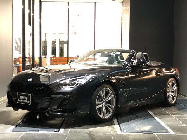 BMW Z4 sDrive20i Mスポーツ 禁煙車 純正ドライブレコーダー 後退アシストパーキングアシスト コンフォートアクセス HDDナビ 前後センサー バックカメラ シートヒーター 黒革レザーパワーシート ACC LEDヘッドライト