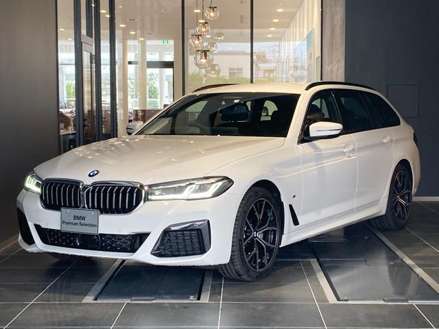 BMW 523dxDriveツーリングMスポーツEDジョイ+ 弊社デモカー コンフォートアクセス フロントコンフォートシート アストラジットルーフライニング LEDヘッドライト HDDナビ全周囲モニター フルセグTV シートヒーター