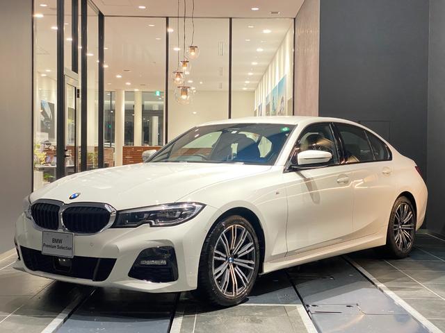 BMW 318i Mスポーツ パーキングアシスト リバースアシスト 電動リアゲート インテリジェントセーフティー コンフォートアクセス マルチファンクションステアリング ACC バックカメラ 前後PDC ワイヤレス充電