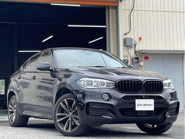 BMW xDrive 35i Mスポーツ 黒革 シートヒーター タッチパネル式HDDナビ 全周カメラ&PDC HUD&LCW Dアシストプラス LEDヘッドライト 純正20インチAW 1オーナー 新車保証