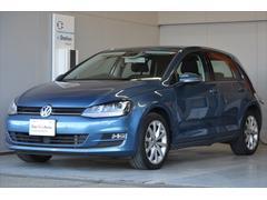 VW ゴルフTSIハイラインBMT 1オーナー PDC 認定保証1年付