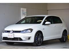 VW ゴルフGTEDCC 純正ナビ Rカメラ ETC 新車保証