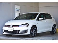 VW ゴルフGTIDCCpkg 専用AW18 ナビ Rカメラ 新車保証