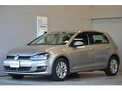 VW ゴルフTSIコンフォートラインBMT 純正ナビRカメラ 新車保証