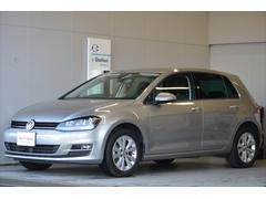 VW ゴルフTSIコンフォートライン 純正ナビ Rナビ ETC 新車保証
