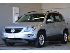 VW ティグアントラック&フィールド 社外ナビ Rカメラ 認定保証6ヵ月