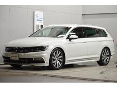 VW パサートヴァリアントTSI Rライン 純正ナビ Rカメラ ETC 新車保証