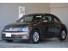 VW ザ・ビートルデザイン 純正ナビ Rカメラ ETC 認定保証1年付