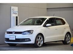 VW ポロGTI キーレス 障害物センサー 認定保証1年付
