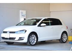 VW ゴルフTSIハイラインBMT ナビ Rカメラ ETC 認定保証1年