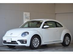 VW ザ・ビートルデザイン 現行モデル 内装ベージュ ナビ Rカメラ 新車保証