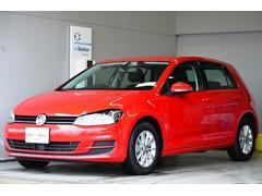 VW ゴルフ40thエディション 純正ナビ キセノン 新車保証