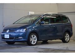 VW シャランTSI HL ナビ Rカメラ リアモニター ACC 新車保証