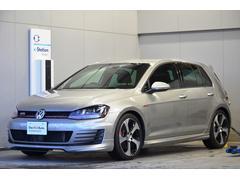 VW ゴルフGTIエッティンガーpkg ナビ Rカメラ ETC 新車保証