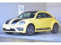 VW ザ・ビートルレーサー 限定車 純正ナビ PDC Sヒーター 認定保証1年