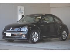 VW ザ・ビートルデザインレザーpkg ナビ Rカメラ ETC 認定保証1年