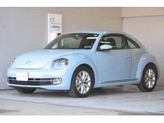 VW ザ・ビートルデザインレザーpkg  純正ナビ ETC 認定保証1年