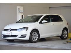 VW ゴルフTSI CL BMT 1オーナー ナビ 認定保証1年付