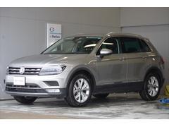 VW ティグアンTSI HL ナビ Rカメラ ETC シートH 新車保証