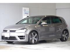 VW ゴルフRベースグレード ナビ Rカメラ ETC 新車保証+延長1年