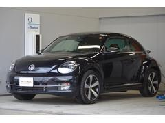 VW ザ・ビートルターボエクスクルーシブ 限定50台 ナビ Rカメラ 保証1年
