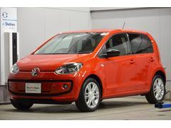 VW アップ!オレンジ アップ! キーレス 専用AW 認定保証1年