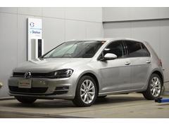 VW ゴルフTSI ハイライン BMT ナビ Rカメラ 認定保証1年