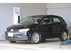 VW ポロ40thエディション ナビ Rカメラ ETC 新車保証