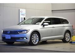 VW パサートヴァリアントTSIコンフォートライン ナビ Rカメラ LED 新車保証