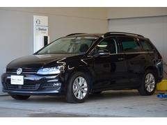 VW ゴルフヴァリアントTSIコンフォートライン ナビ ETC 認定保証1年