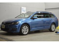 VW ゴルフヴァリアントTSIコンフォートラインBMT ナビ ETC 認定保証1年