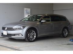 VW パサートヴァリアントTSIハイライン テクノロジーPkg ワイドナビ 新車保証