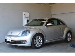 VW ザ・ビートルデザインレザーパッケージ 1オーナー キーレス 認定保証1年