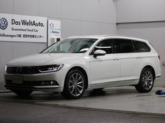 VW パサートヴァリアントTDIハイライン 受注色 ナビ Rカメラ 新車保証