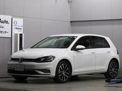 VW ゴルフTSIハイライン 現行 限定車 9インチナビ 新車保証