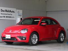 VW ザ・ビートルデザイン 純正フルセグナビ ETC 新車保証