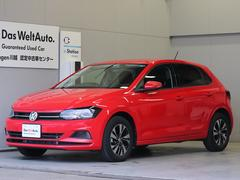 VW ポロTSIコンフォートライン ナビ セーフティPKG 新車保証