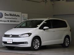 VW ゴルフトゥーランTSI ハイライン ナビ テクノロジーPKG 新車保証