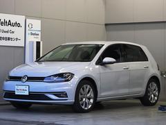 VW ゴルフTSIハイライン ナビ テクノロジーPKG 新車保証