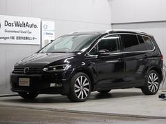 VW ゴルフトゥーランTSI ハイライン OP18インチ ナビ Rカメラ 新車保証