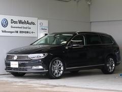 VW パサートヴァリアントTDIハイライン Tech Pkg 登録済未使用車